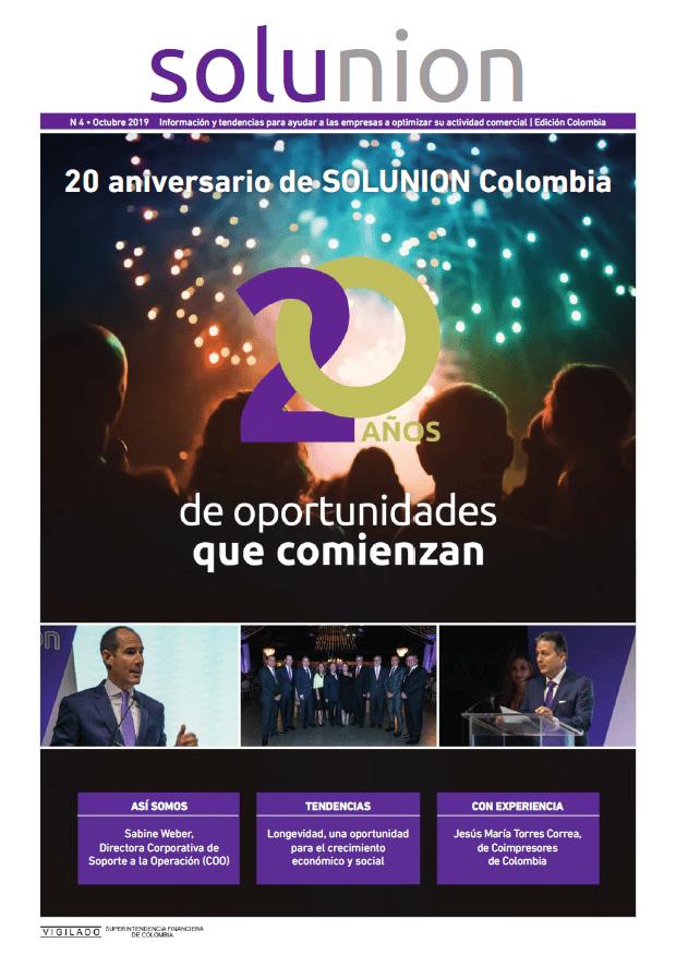 Revista Solunion Nº 4 – Edición Colombia